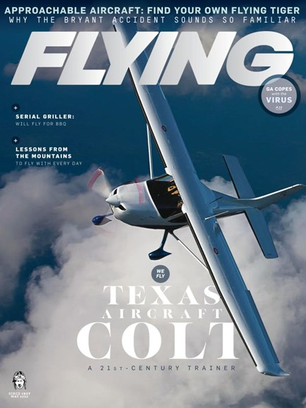 Flying Cover - 5/1/2020