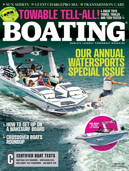 Boating Cover - 6/1/2020