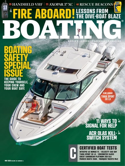Boating Cover - 5/1/2020