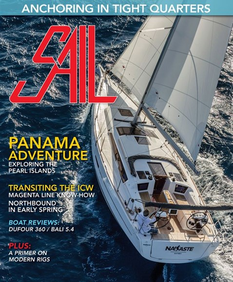 Sail Cover - 4/1/2020