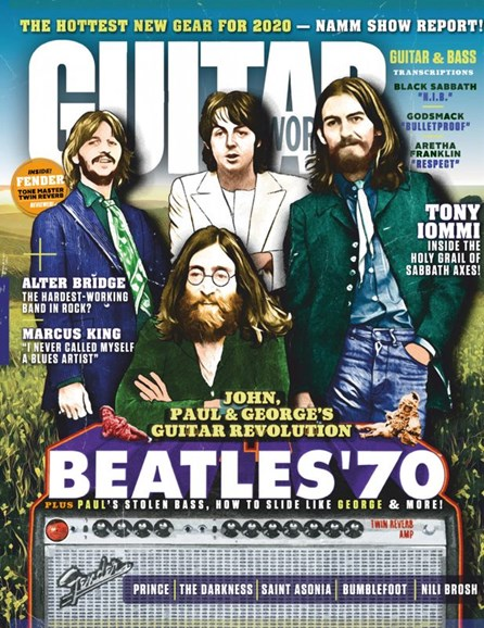 Guitar World Cover - 4/1/2020