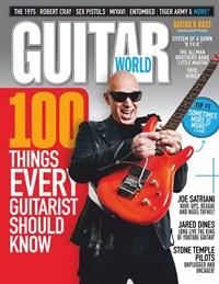 Guitar World (non-disc) Magazine   6/2020 Cover