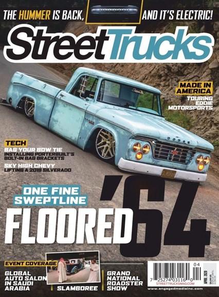 Street Trucks Cover - 4/1/2020