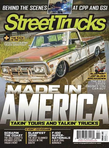 Street Trucks Cover - 2/1/2020
