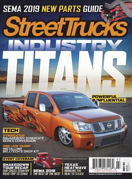 Street Trucks Cover - 3/1/2020