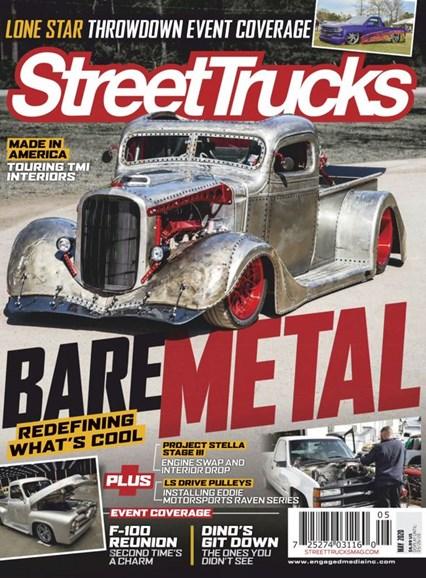 Street Trucks Cover - 5/1/2020