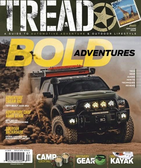 Tread Cover - 5/1/2020