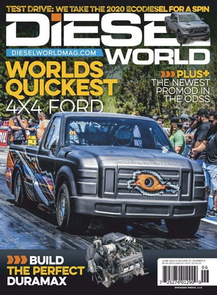 Diesel World Cover - 6/1/2020