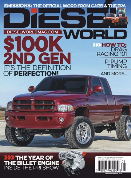 Diesel World Cover - 5/1/2020