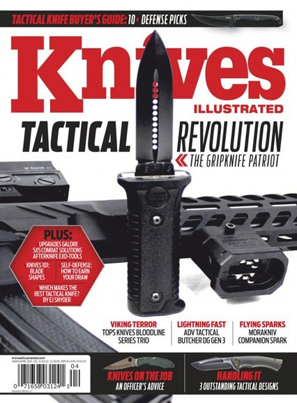 Knives Illustrated Cover - 3/1/2020