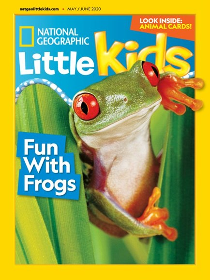National Geographic Little Kids Cover - 5/1/2020
