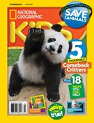 National Geographic Kids Magazine 4/1/2020