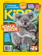 National Geographic Kids Magazine 5/1/2020