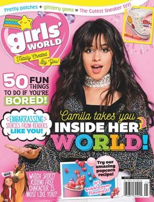 Girls' World | 5/2020 Cover