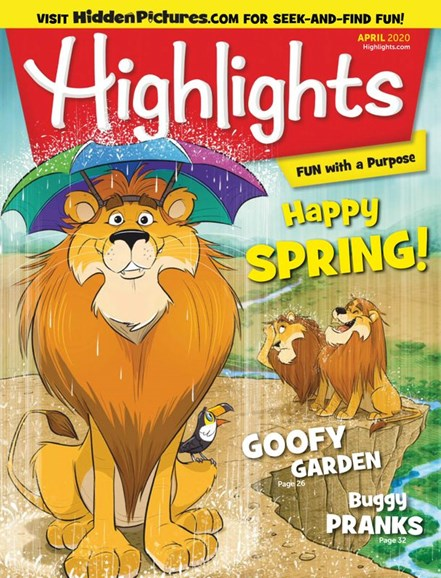Highlights Cover - 4/1/2020