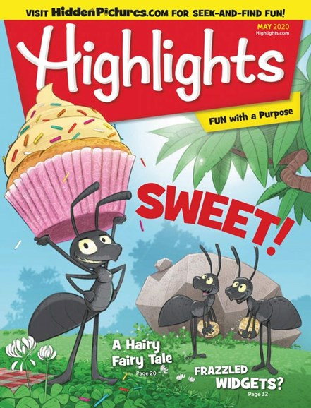 Highlights Cover - 5/1/2020