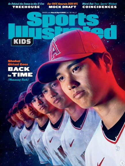 Sports Illustrated Kids Cover - 3/1/2020