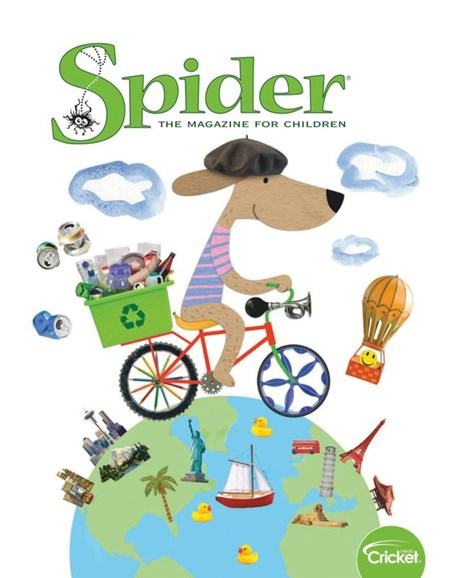 Spider Cover - 4/1/2020