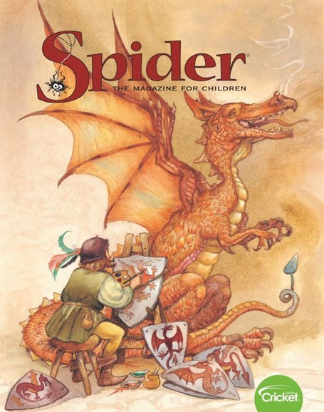 Spider Cover - 2/1/2020