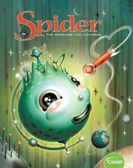 Spider Cover - 5/1/2020