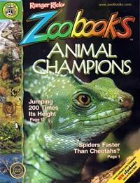 Zoobooks Magazine   2/2020 Cover