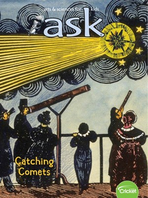 Ask Magazine   5/2020 Cover