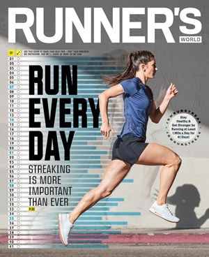 Runner's World Magazine | 6/2020 Cover