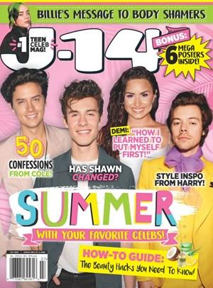 J14 Magazine | 7/2020 Cover