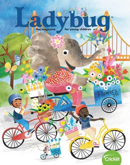 Ladybug Cover - 4/1/2020