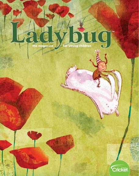 Ladybug Cover - 3/1/2020