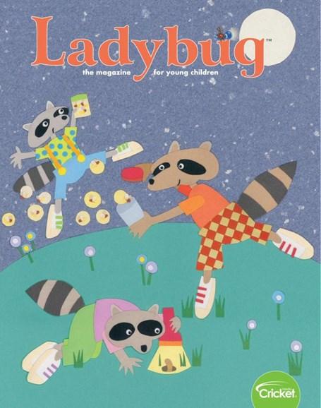 Ladybug Cover - 5/1/2020