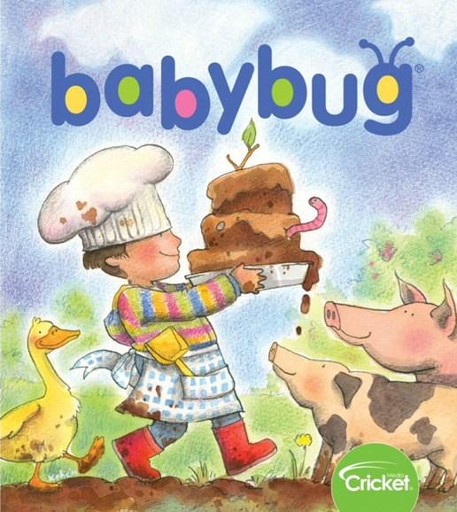 Babybug Cover - 4/1/2020