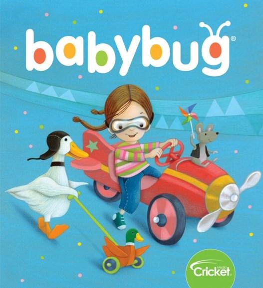 Babybug Cover - 5/1/2020