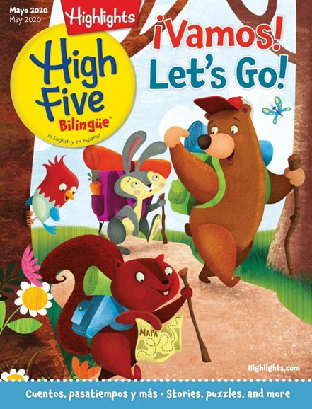 Highlights High Five Bilingue Cover - 5/1/2020