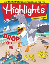 Highlights Magazine | 6/2020 Cover