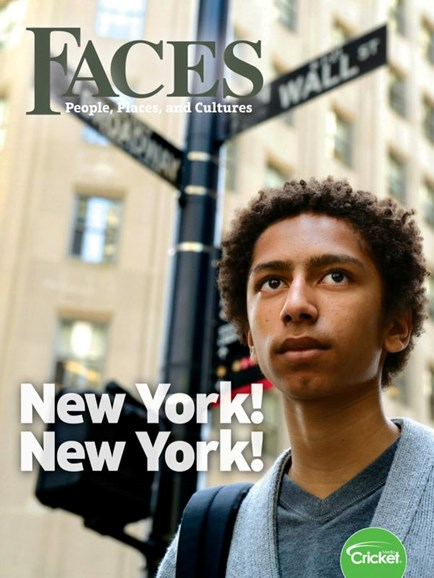 Faces Cover - 4/1/2020