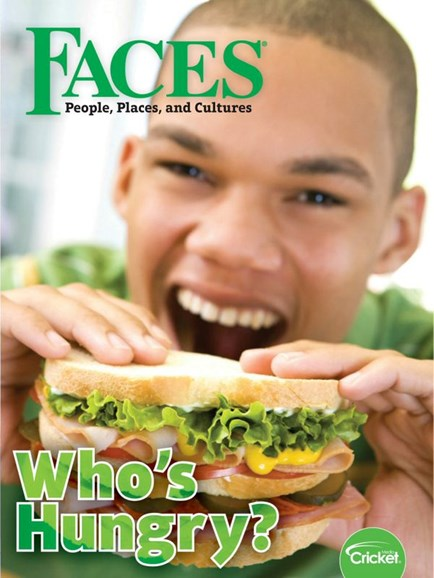 Faces Cover - 2/1/2020