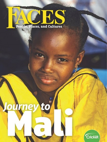 Faces Cover - 3/1/2020
