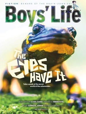 Boy's Life Magazine | 5/2020 Cover