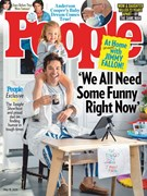 People Magazine 5/18/2020