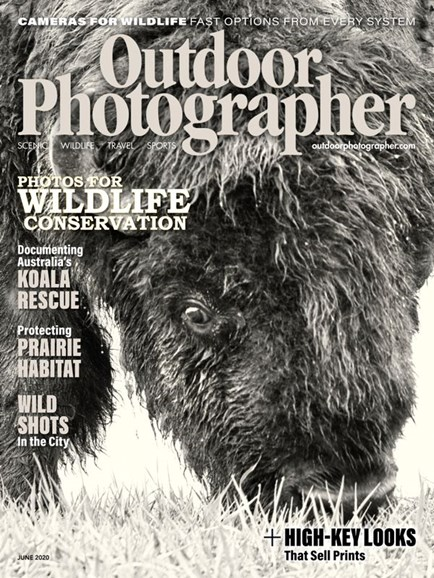 Outdoor Photographer Cover - 6/1/2020