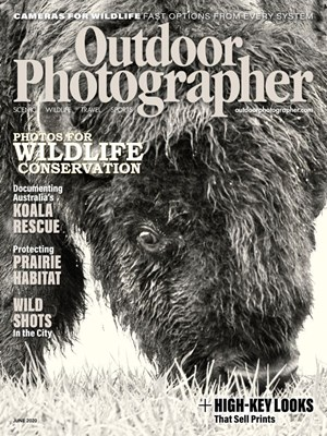 Outdoor Photographer Magazine | 6/2020 Cover
