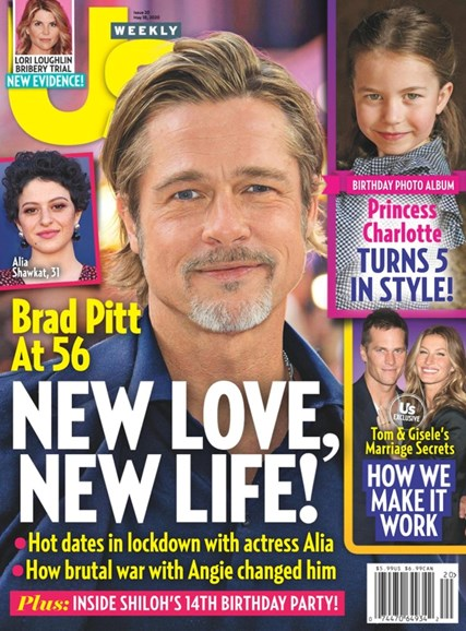 Us Weekly Cover - 5/18/2020