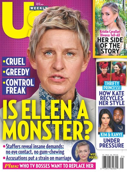Us Weekly Cover - 5/25/2020