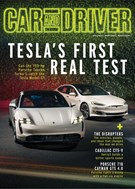 Car And Driver Magazine 4/1/2020
