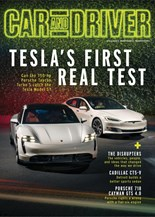 Car And Driver   4/2020 Cover