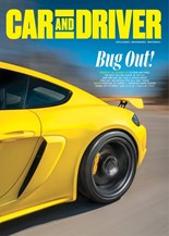 Car And Driver | 6/2020 Cover