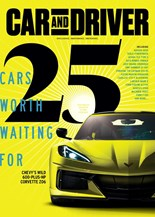 Car And Driver   5/2020 Cover