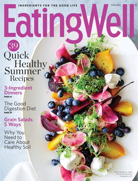 EatingWell Cover - 6/1/2020