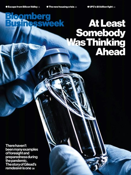 Bloomberg Businessweek Cover - 5/18/2020